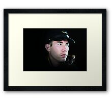 Union Soldier Framed Print