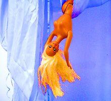 Barbie Swinging by Tanisha Jowsey