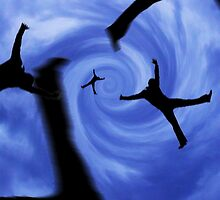 Vortex - When Everything Goes Out Of Control and You Spin Your Way Into  by Harvey Schiller
