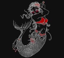 Mermaid Tattoo Unisex T-Shirt