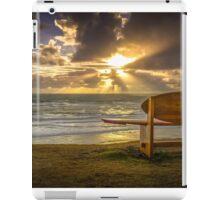 Surfers' Seat iPad Case/Skin