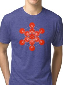 13 Spheres of Creation   Tri-blend T-Shirt