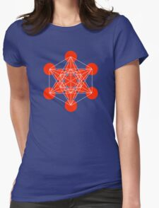 13 Spheres of Creation   Womens T-Shirt