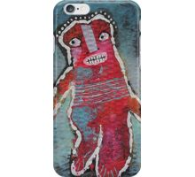 August 13 Number 42 iPhone Case/Skin