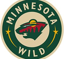 Minnesota Wild  by Misco Jones