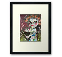 August 13 Number 52 Framed Print