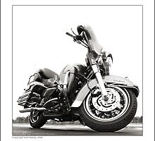 """""""Harley-Davidson Electra Glide Ultra Classic"""" by Don Bailey"""