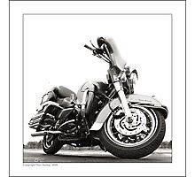 """Harley-Davidson Electra Glide Ultra Classic"" Photographic Print"