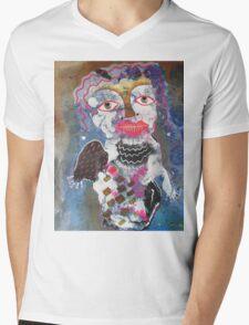 September 13 Number 5 Mens V-Neck T-Shirt