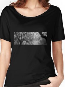 Ghostly Oaks Women's Relaxed Fit T-Shirt
