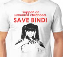 Save Bindi - support an unhurried childhood T-Shirt