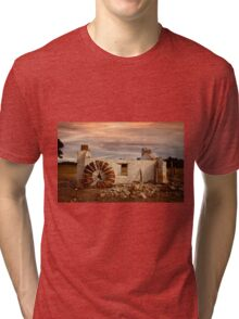 Perry's Cottage - Western Australia Tri-blend T-Shirt
