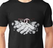 welcome to the real war... Unisex T-Shirt