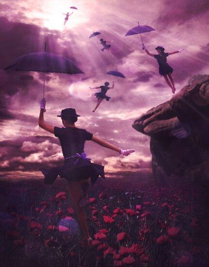 When Dreams Take Flight... by Marny Barnes