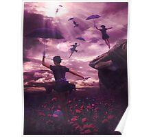 When Dreams Take Flight... Poster