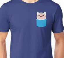 Adventure Time - Finn Pocket Pal Unisex T-Shirt
