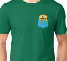Adventure Time - Jake Pocket Pal Unisex T-Shirt