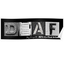 D-E-A-F Poster