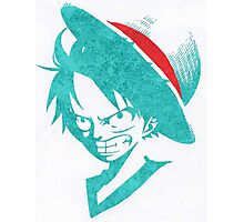 Mugiwara Luffy Photographic Print