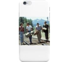 stand by me phone case iPhone Case/Skin