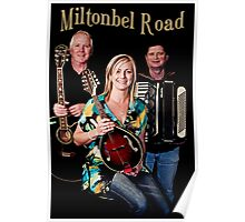 Portrait: Miltonbel Road trio Poster