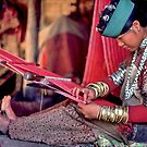 Weaving by John Spies