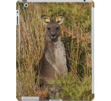 Kangaroo in the Bushland iPad Case/Skin