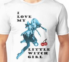 I LOVE MY LITTLE WITCH GIRL Unisex T-Shirt