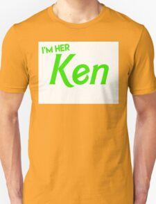 Ken and Barbie Matching Couple Shirt Unisex T-Shirt