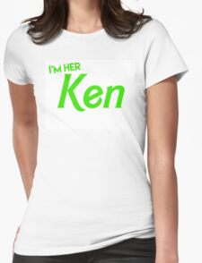 Ken and Barbie Matching Couple Shirt Womens Fitted T-Shirt