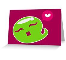 Everyone can love :) Greeting Card