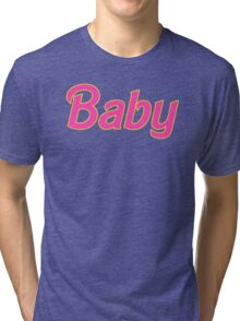 barbie baby Tri-blend T-Shirt
