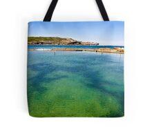 Malabar ocean pool Tote Bag