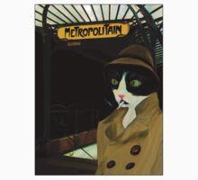 Inspector Clawseau, Parisian Cool Cat  Kids Clothes