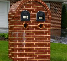 Mail Protected... by Larry Llewellyn