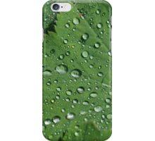 Raindrops iPhone Case/Skin