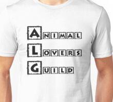 animal lovers guild Unisex T-Shirt