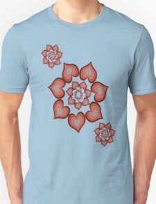 Love Flower T-Shirt T-Shirt