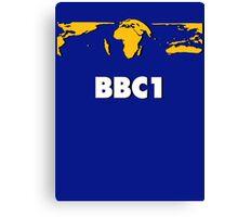 BBC 1978 Canvas Print