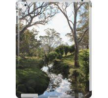 Williams Road, Mount Barker, South Australia iPad Case/Skin