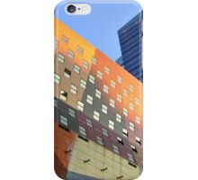 The Colors and Shapes of New York City iPhone Case/Skin