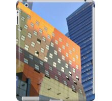 The Colors and Shapes of New York City iPad Case/Skin