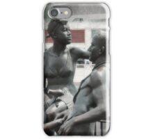 People Like Us (Pobl Fel Ni) iPhone Case/Skin