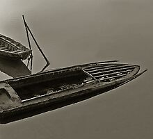 OLD BOATS... by June Ferrol