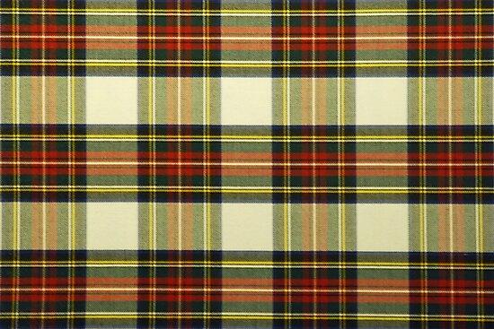 Scottish tartan by Arie Koene