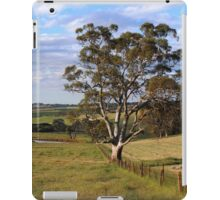 Sims Road, Mount Barker, South Australia iPad Case/Skin