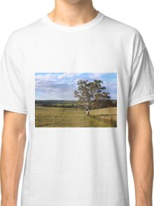 Sims Road, Mount Barker, South Australia Classic T-Shirt