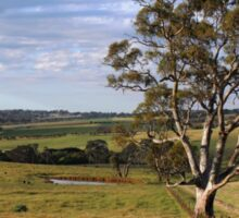 Sims Road, Mount Barker, South Australia Sticker