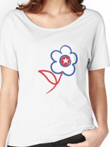 Communist Flower Women's Relaxed Fit T-Shirt