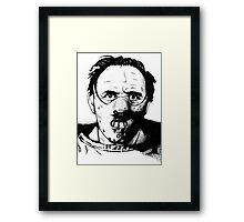 Hannibal the Cannibal Framed Print